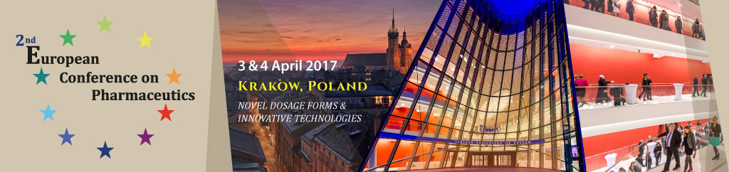 2nd European Conference On Pharmaceutics Novel dosage forms & innovative technologies