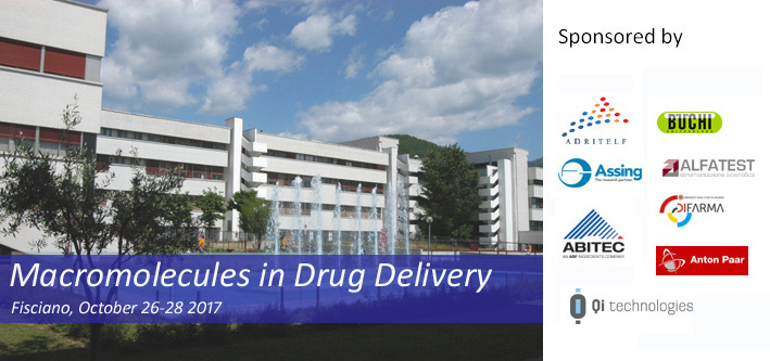 "Workshop ""Macromolecules in Drug Delivery"""