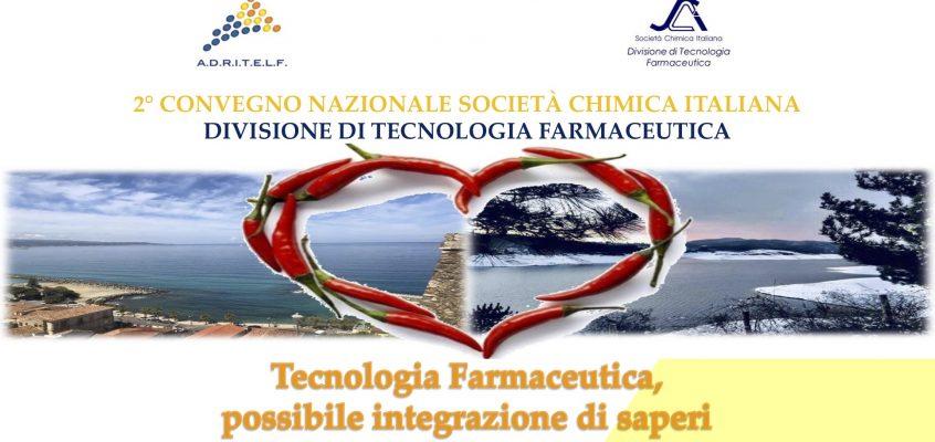 2° Convegno della Divisione di Tecnologia Farmaceutica