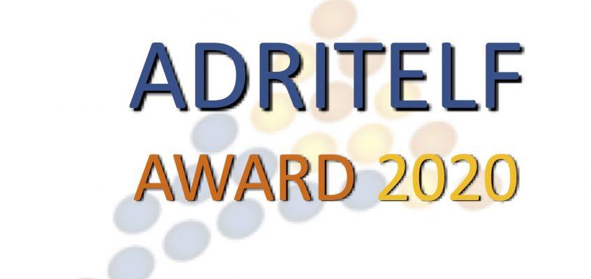 ADRITELF Award 2020