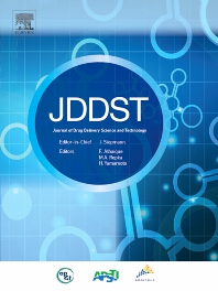 Special Issue di JDDST (Journal of Drug Delivery Science and Technology)
